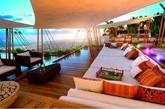 Dom Pedro Laguna Beach Villas  Golf Resort, Aquiraz Riviera, Fortaleza, Brazil. http://www.ghotw.com/dom-pedro-laguna