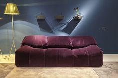 Description goes here. Ligne Roset, Interior Design Elements, Sofa Design, Soft Furnishings, Living Room Furniture, Living Spaces, House Design, Couch, Modern
