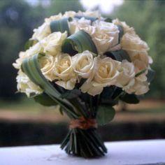 sonata-white-roses-phormium-leaves