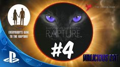 Everybody's gone to the rapture #4 Alieni?? PS4 Gameplay