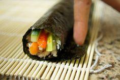 "Spicy ""Tuna"" Sushi Dinner « Detoxinista"