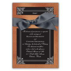 Treasured Jewels Charisma - Invitation | Invitations By David's Bridal