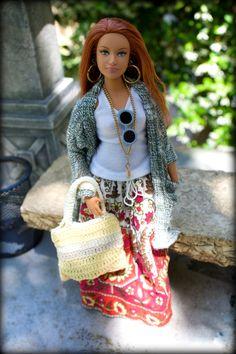 #barbie #doll #diorama #barbiestyle #barbiedoll #dollhouse #fashiondoll #dollfamily #dollphoto #collector #dollcrafts #hobby
