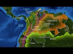 Colombia's Geographic Challenge - YouTube