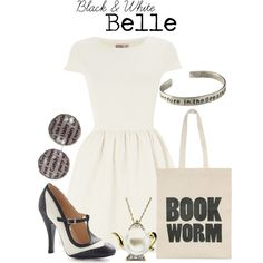 """""""Belle"""" by charlizard on Polyvore"""