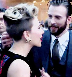 What a wonderful Derpy Chris Evans moment!