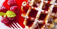 #FoodieFriday - Waffle and Berries is the latest spot to offer their take on European delicacies such as liege waffles, paninis and other baked goods. The twist is they use fresh produce from around the area as ingredients to complete their colourful menu. Their location evokes a casual elegance that is also family friendly, and their items boast a simple, comforting taste experience. Its passionate chef did well in marrying European and local flavours.