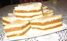 See related links to what you are looking for. Hungarian Desserts, Hungarian Recipes, Hungarian Food, Cake Recipes, Dessert Recipes, Drink Recipes, Izu, Vanilla Cake, Bacon