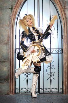 awesome vocaloid cosplayer | Kali ini cosplayer Korea, Tasha, membawakan cosplay yang menakjubkan ...