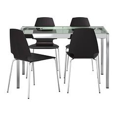 Dining sets - IKEA - GLIVARP/VILMAR