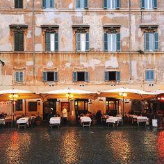 I miss Italy