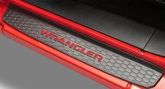 Premium Cast Vinyl Decals for Wrangler Door Sill Protectors Letter Decals, Vinyl Decals, Different Words, Installation Instructions, To Color, It Cast, Lettering, Doors, Slab Doors