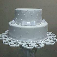 White Wedding Cakes, Beautiful Wedding Cakes, Beautiful Cakes, Amazing Cakes, Dream Wedding, Bolo Fake Eva, Wedding Anniversary Cakes, Occasion Cakes, Cake Designs