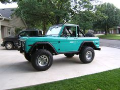 Vintage Ford Bronco Restoration Parts & Accessories - National Parts Depot Custom Lifted Trucks, Diesel Trucks, Ford Trucks, Pickup Trucks, Ford 4x4, Chevrolet Silverado, Chevrolet Trucks, Chevrolet Impala, 1957 Chevrolet