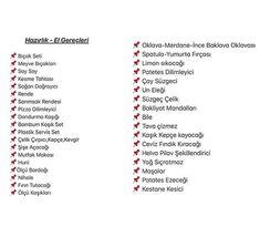 Dowry list- Çeyiz liste # In çeyizlis # dowry - Wedding List, Wedding Ideas, Before Wedding, Present Day, Rustic Wedding, Wedding Decorations, Marriage, House Styles, Ideas