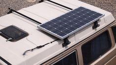 Image result for vanagon solar panel