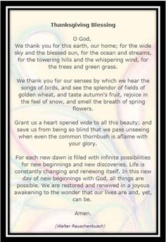 Get here the Thanksgiving prayer for the family. We have collection of short, long and printable thanksgiving prayers by family at dinner Thanksgiving Prayers, Printable Cards, Printables, Diva, Blessed, Dinner, Collection, Dining, Printable Maps