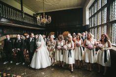 Oakwell Hall - the hall