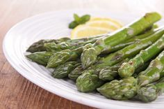 Asparagus! 10 awesome foods that help you reduce stress