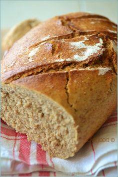 Pain seigle maison_2 Cooking Recipes, Healthy Recipes, Bread Board, Base, Bread Baking, Tea Time, Nom Nom, Brunch, Vegetarian