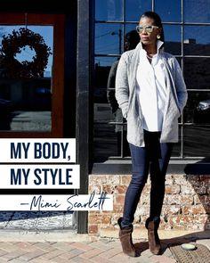 19e4a64ac My Body My Style Mimi Scarlett Professor Style, What To Wear Today, Stitch  Fix