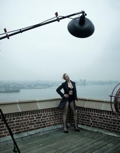 Kate Winslet   Photography by Peter Lindbergh   For Harper's Bazaar US   August 2009