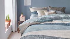 Beddinghouse Freeport Pastels dekbedovertrek - Pastels blijven populair in de slaapkamer. Dat blijkt ook uit de nieuwe voorjaarscollectie van Beddinghouse!