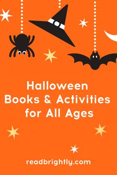 Curl up with a spooky (but not too scary for those younger kids!) read, dress up in your favorite costume, eat some delicious candy and treats, and get ready for a one-of-a-kind Halloween. Halloween Books, Halloween Season, Spirit Halloween, Halloween Costumes For Kids, Books For Tweens, Silly Pictures, Horror Books, Toddler Books, Homemade Halloween