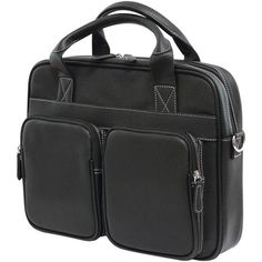 """Mobile Edge 14.1"""" Pc And 15"""" Macbooktech Briefcase Black - MNM Gifts"""