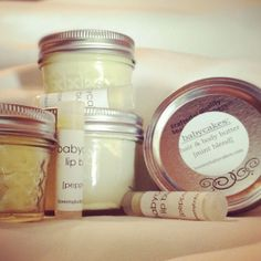 babycakes: natural hair and body products