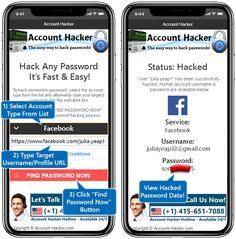 Hack Social Network, Email & IM account passwords with Account Hacker our free, easy to use password hacking software! For Windows, Android & iOS. Account Facebook, Find Facebook, Hack Facebook, Bank Account, Find Password, Hack Password, Find Instagram, Instagram Tips, Computer Science
