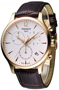 Best Tissot Gold Watches Mens
