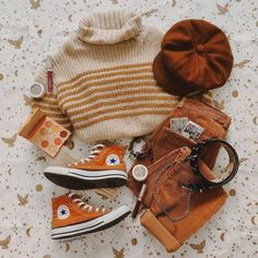 Teen Fashion Outfits, Mode Outfits, Retro Outfits, Cute Casual Outfits, Cute Fashion, Fall Outfits, Vintage Outfits, Grunge Outfits, Mode Grunge