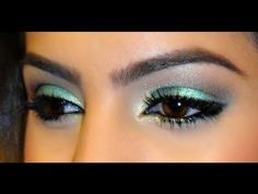 Novidades: Maquiagem Verde SUAVE (Passo a Passo) Saiba Mais em http://dicasdemaquiagem.vlog.br/maquiagem-verde-suave-passo-a-passo/