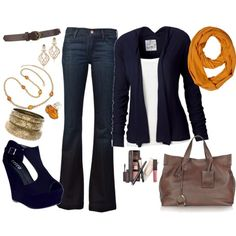 """Casual 338"" by ladyshadows410 on Polyvore"