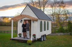 Micro Week 2015: Virginia's Traveling Tiny Chapel is Ready for Wedding Season - Yahoo Homes