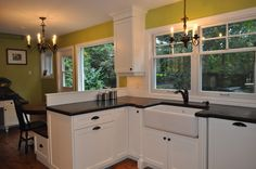 Country meets city - traditional - kitchen - toronto - Isabel Beattie @ K Cabinets Oakville