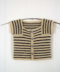 Knit-Little Baby Sweater
