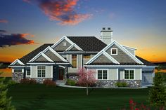 House Plan 70-1130