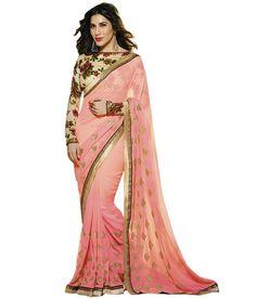 20cdbfec8bf Designer bollywood indian saree pakistani wedding party wear new special  sari