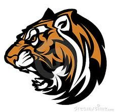 Buy Tiger Mascot Graphic by chromaco on GraphicRiver. Graphic Team Mascot Image of a Growling Tiger Head Tiger Images, Tiger Pictures, Free Clipart Images, Royalty Free Clipart, Pumas, Tiger Artwork, Tiger Vector, Team Mascots, Tiger Design