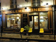 Offered the opportunity to spend the weekend in an apartment on rue Vivienne in the 2nd arrondissement, we searched the Internet for a restaurant in that neighborhood. We came up with Clémentine, an old-fashioned bistrot serving modern French cuisine, and decided to give it a try.  To gain access to our restaurant reviews, all you need to do is to sign up at the following link: http://www.parisinsights.com/restaurants.php.