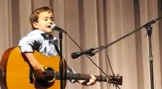 Country Music Lyrics - Quotes - Songs Classic country - Second Grader Jolts Audience With Unthinkable Guitar Skills In Southern Classic - Youtube Music Videos http://countryrebel.com/blogs/videos/second-grader-jolts-audience-with-unthinkable-guitar-skills-in-southern-classic