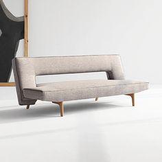 Horizontal Zipper Sofa-Bed