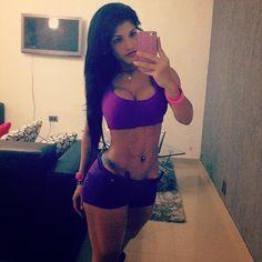 Las Bellas y Sexys: Selfie del Día: Vanessa Briceño (@VCarolinaBrice)