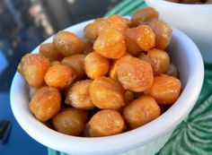 Dr. Phil 20/20 Diet Recipes - Roasted Chickpeas