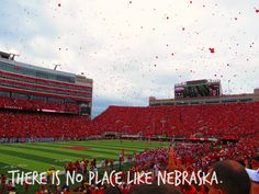 There is no place.... LIKE NEBRASKA.