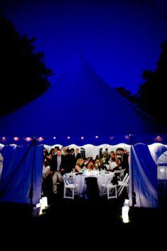 Backyard Wedding Tips #outdoorwedding #weddingathome. Like the scalloped edge with eyelet holes.