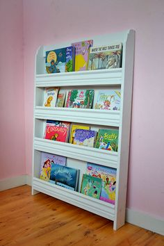 Ana White | Princess Pocket Bookshelf - DIY Projects