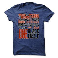 One Black Belt > http://www.sunfrogshirts.com/One-Black-Belt-RoyalBlue-12180379-Guys.html?18304